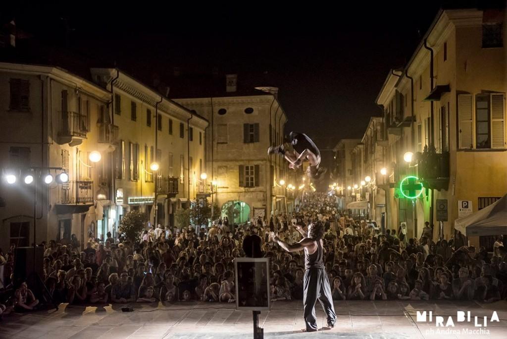 Mirabilia 2015 a Fossano - Indaco Circus - ph Andrea Macchia