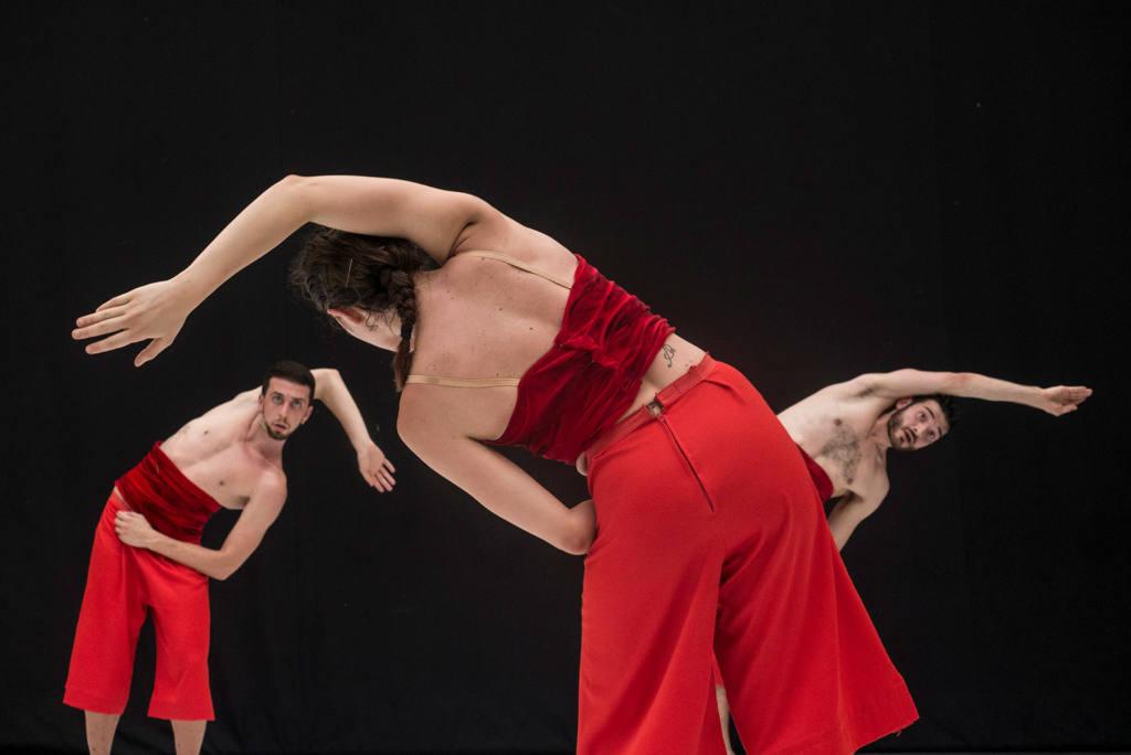 Balletto Teatro di Torino - In Chopin - Festival Mirabilia 2015 - ph Andrea Macchia