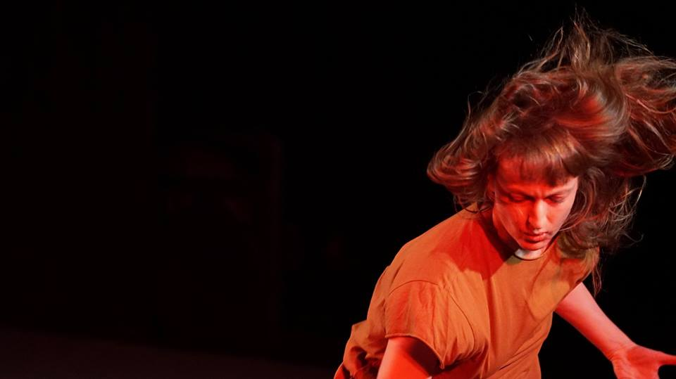Maya M. Carroll / The Instrument - Embodying Musicality - ph Gadi Dagon