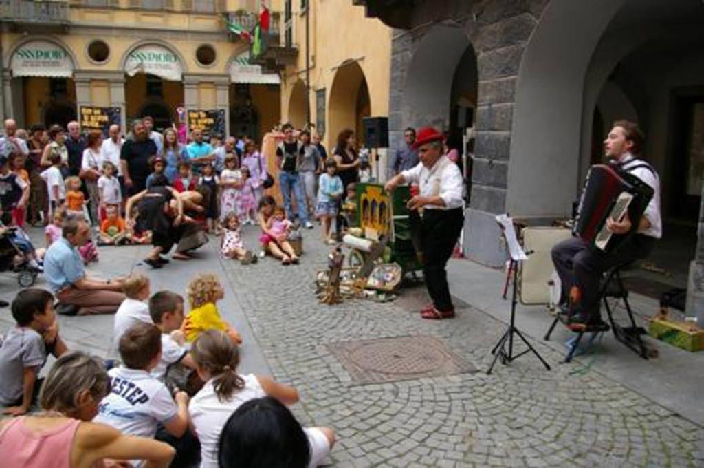 Felice Pantone - Festival Mirabilia 2007