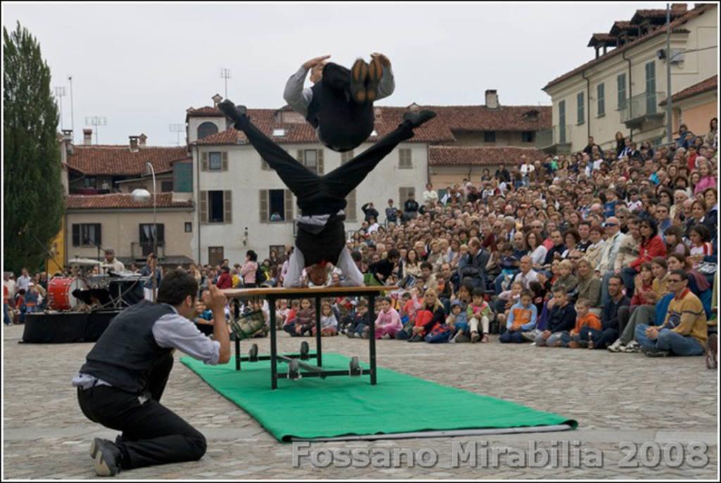 Five Quartet Trio- On the table - Festival Mirabilia 2008