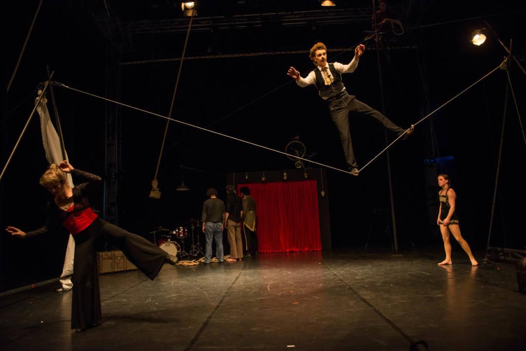 Circo Zoè - Zoè - Festival Mirabilia 2013 - ph Andrea Macchia