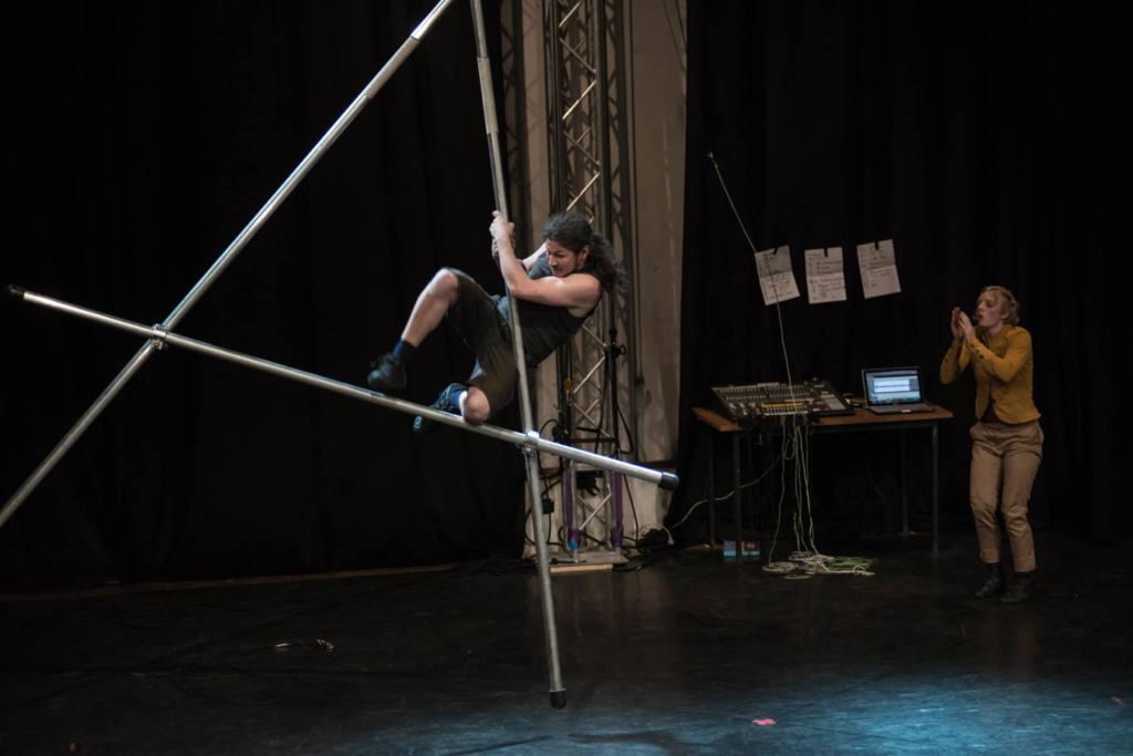 Push Me, Pull You! – Apocalyptic Circus - Festival Mirabilia 2013 - ph Andrea Macchia