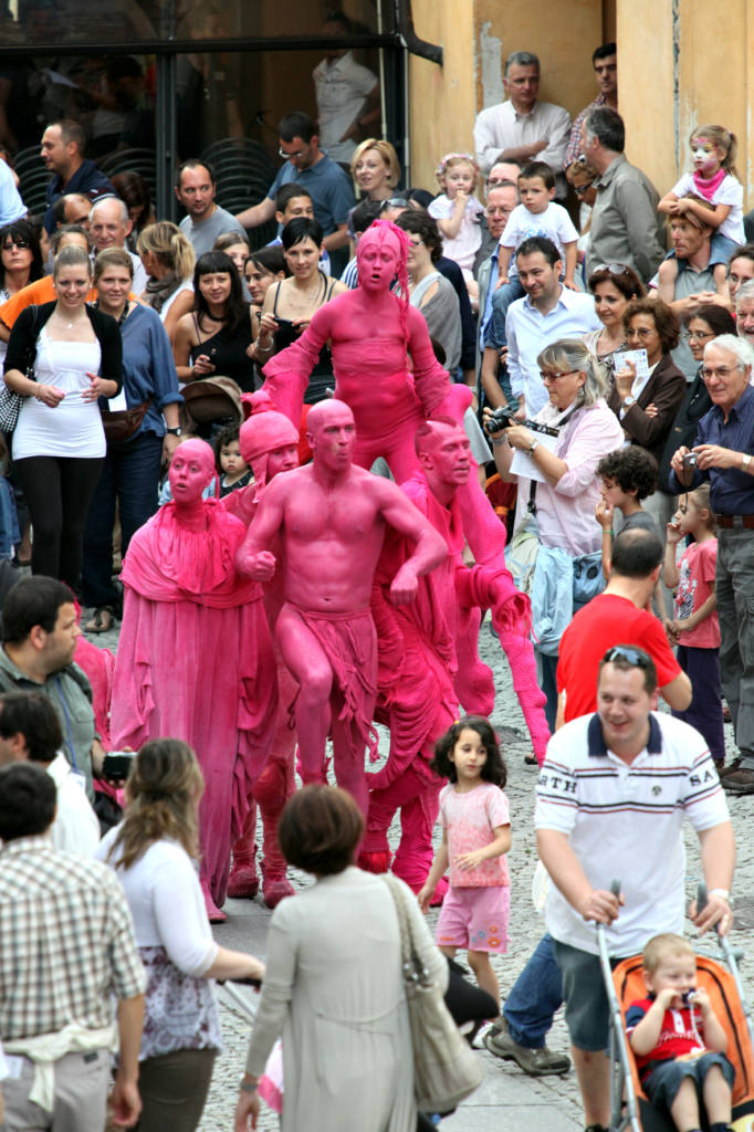 LJUD - The Invasion - Festival Mirabilia 2011 - ph Marco Salzotto