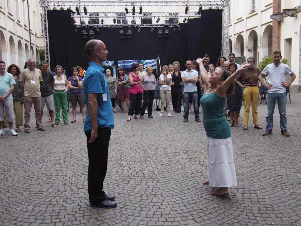 Esseoesse, Laboratorio teatrale - Festival Mirabilia 2013 - ph Alessandro Sala