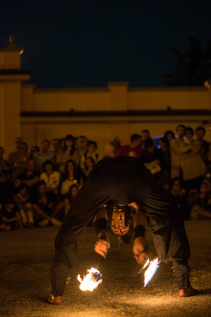 Quetzalcoatl - Ritual de fuego - Festival Mirabilia 2013 - ph Andrea Macchia