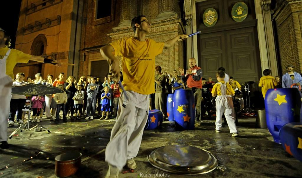 Drum Theater - Il Battito Della Strada - Festival Mirabilia 2013 - ph Raica Quilici