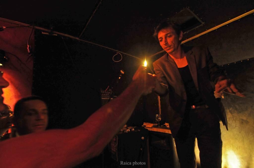 Raoul Lambert - In Caravan with Raoul!!! - Festival Mirabilia 2013 - ph Raica Quilici