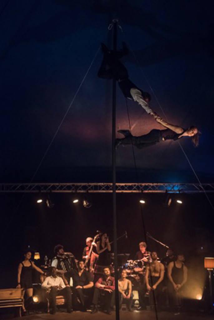 Circo Zoè - Born To Be Circus - Festival Mirabilia 2017 - ph Andrea Macchia