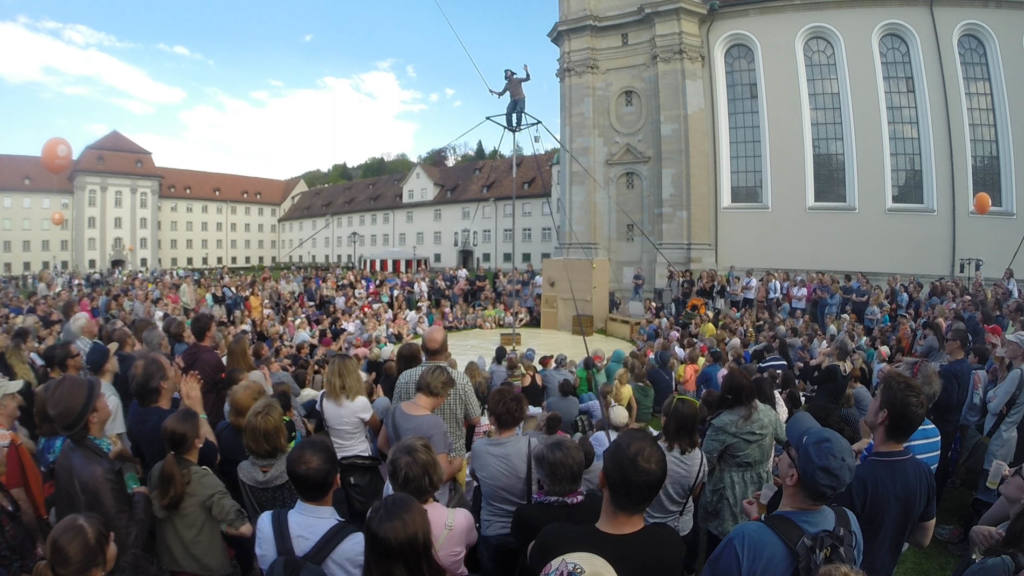 Brigata Totem - HOBO - Festival Mirabilia 2017