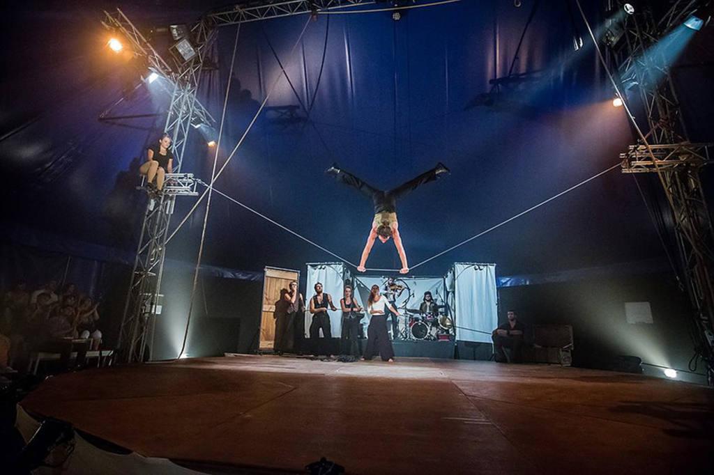 Circo Zoè - Born To Be Circus - Festival Mirabilia 2017