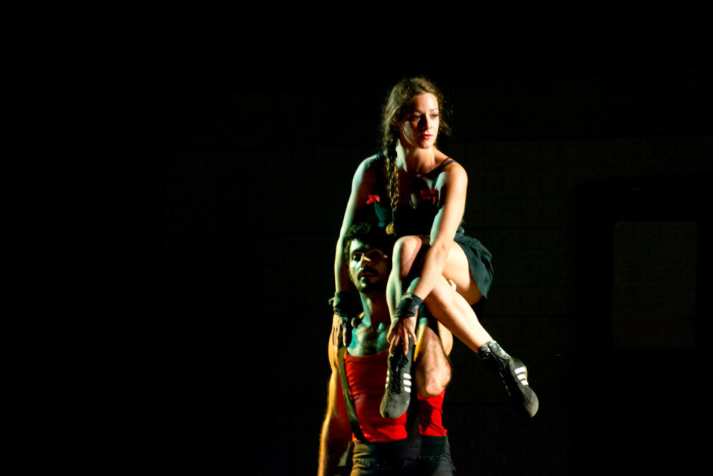 Indaco Circus - Rechazos y Caidas - Festival Mirabilia 2017