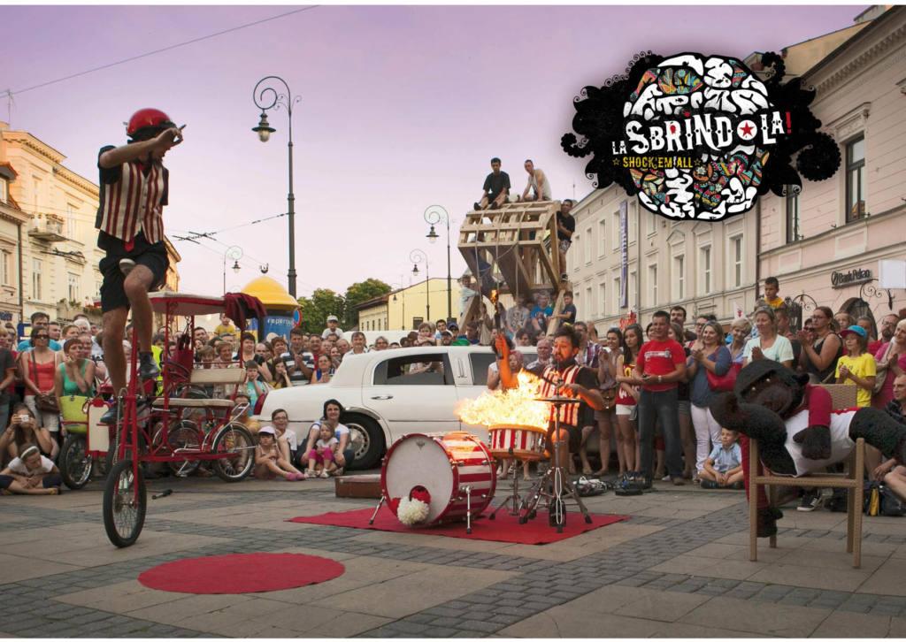 La Sbrindola - Shock'em All - Festval Mirabilia 2017