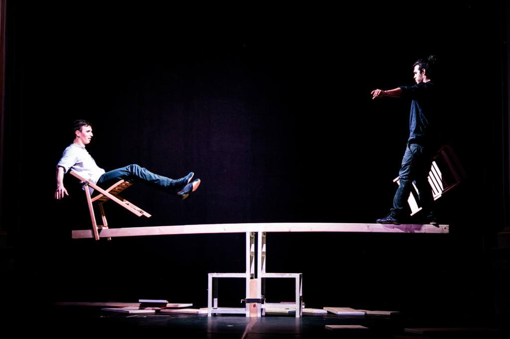Kolektiv Lapso Cirk - David & Tomas - Ovvio - Festival Mirabilia 2017 - ph Alessandro Villa