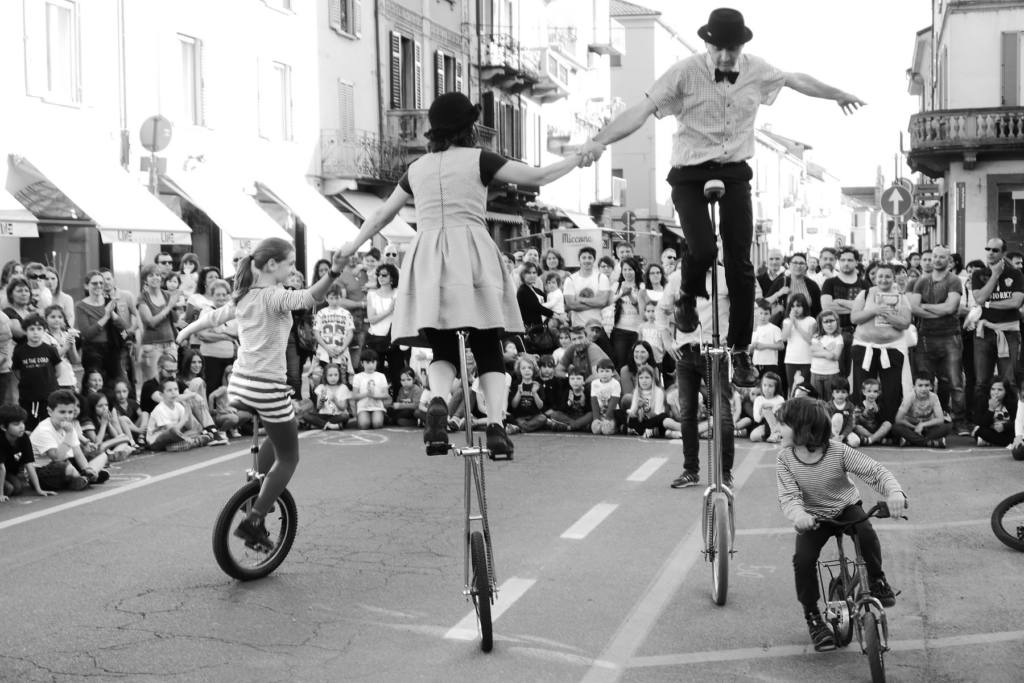 Il Teatro Viaggiante - La famiglia Mirabella - Festival Mirabilia 2017