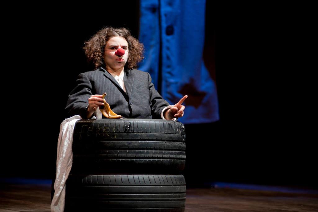 Compagnia Teatro C'Art - Rosa - Festival Mirabilia 2017