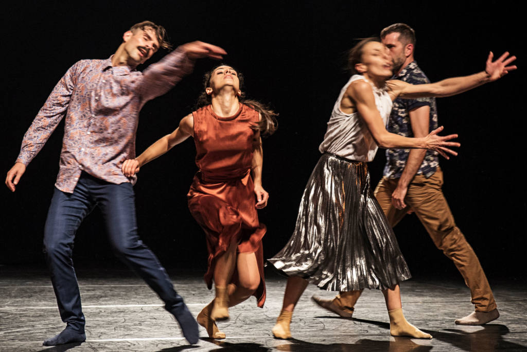 Thomas Noone Dance - Closer - Festival Mirabilia 2017