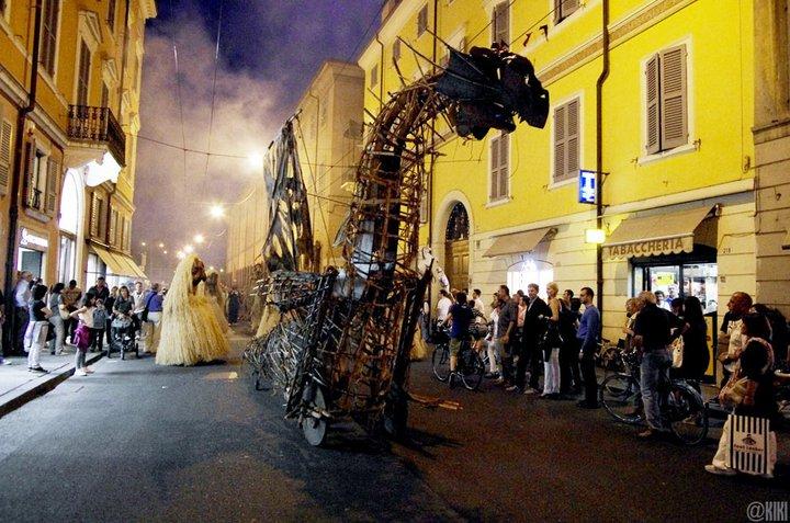 Teatro dei Venti - Il Draaago - Festival Mirabilia 2017 - ph Chiara Ferrin