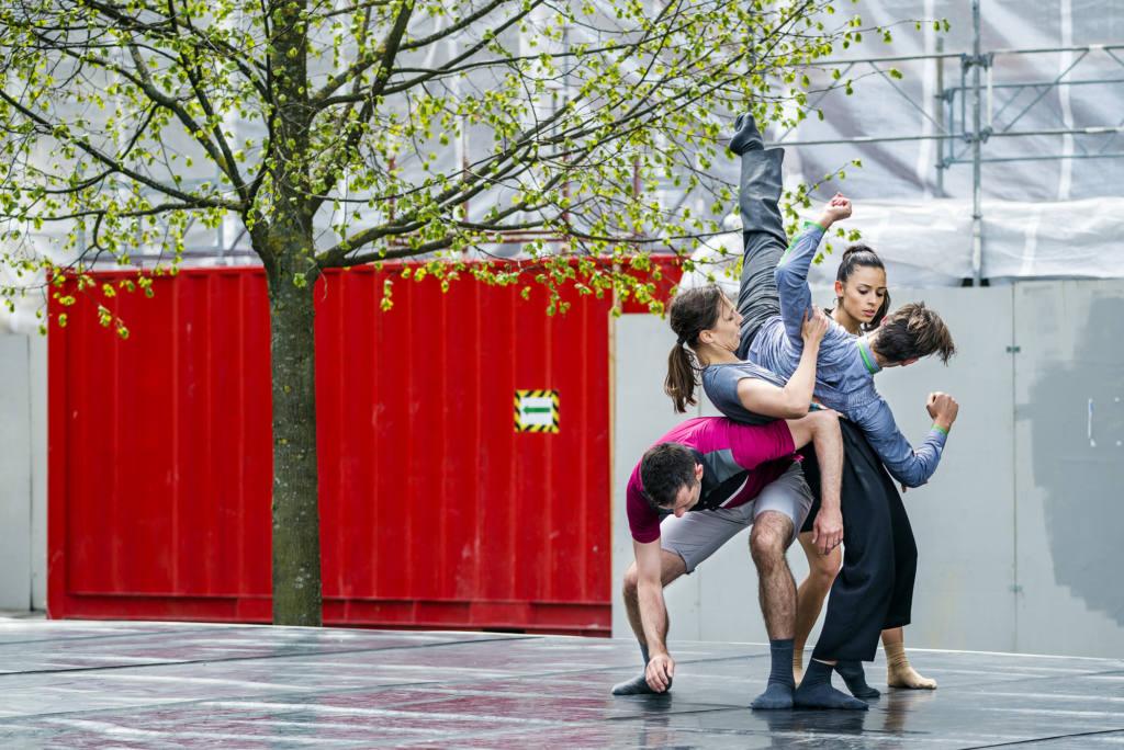 Thomas Noone Dance - Perverso - Festival Mirabilia 2018