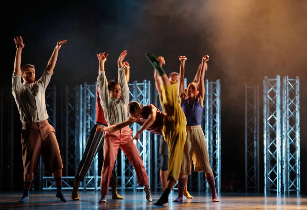 Thomas Noone Dance - Closer - Festival Mirabilia 2018