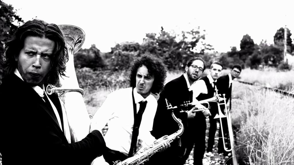 Braxophone - Giradischi a tempo di swing - Festival Mirabilia 2018