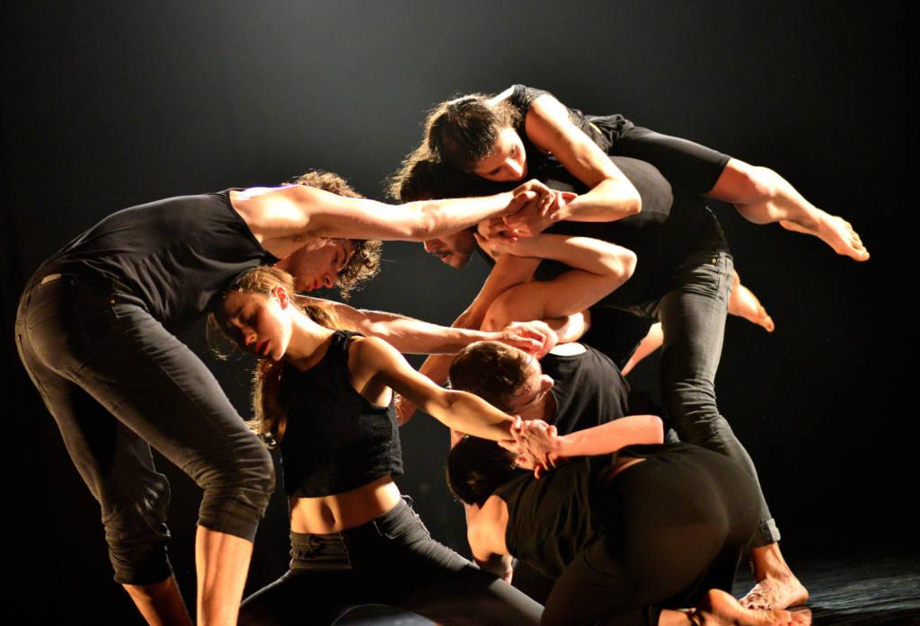 Balletto Teatro di Torino - Progetto speciale per musei ferroviari - ph Angelo Bellotti