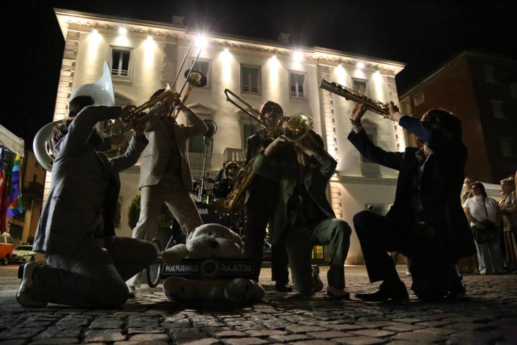 Acque Fonde - Barabba Goulash. The Italian Gipsy Bazar - ph Diego Papis