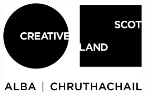 Logo Creative Scotland