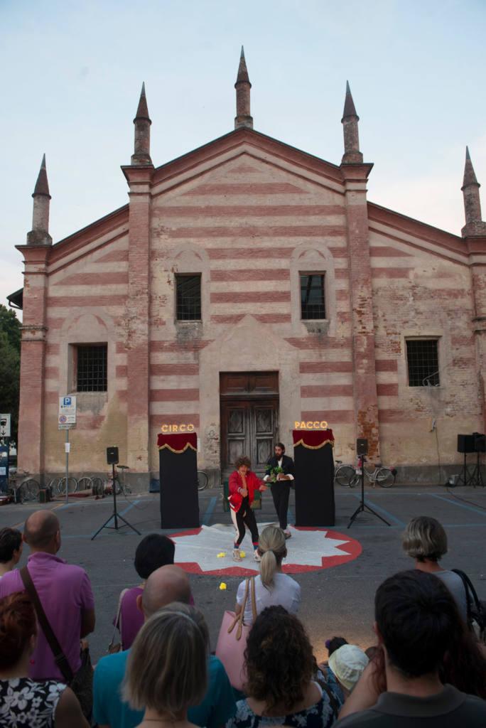 Circo Pacco - Festival Mirabilia 2015 - ph Andrea Macchia