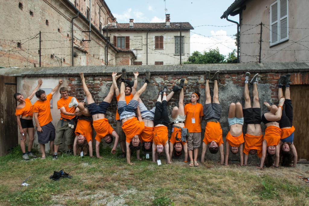 Mirabilia 2013 - Volontari - ph Andrea Macchia