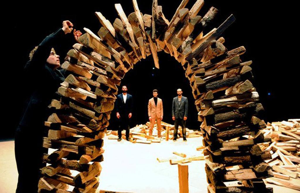 Claudio Stellato Company - La Cosa - ph geen