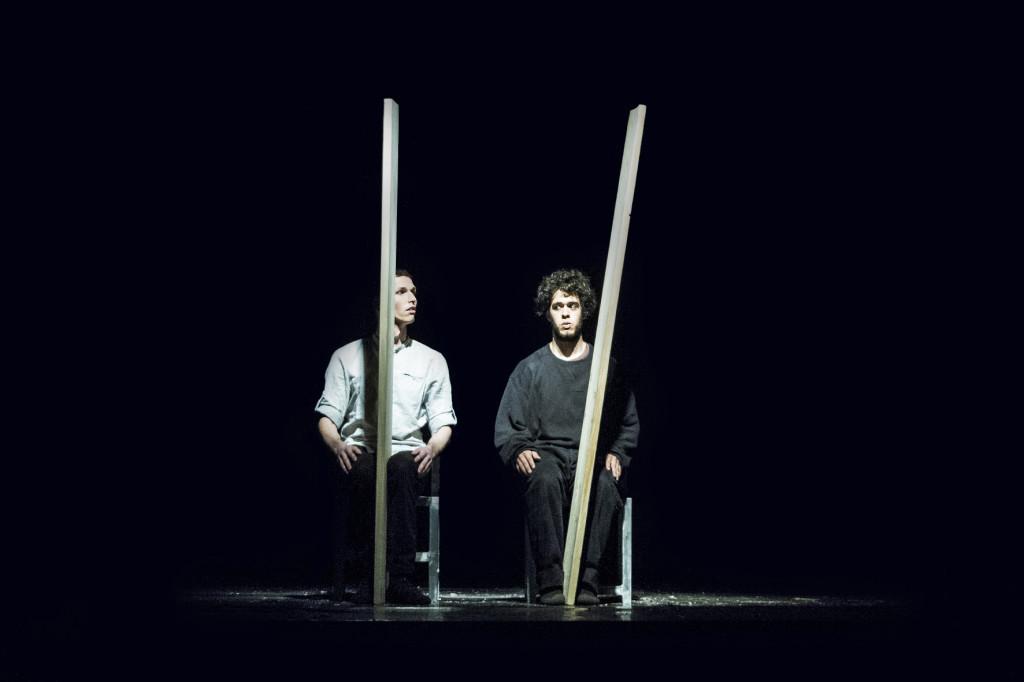 Kolektive Lapso Cirk - David & Tomas - Ovvio - Festival Mirabilia 2017