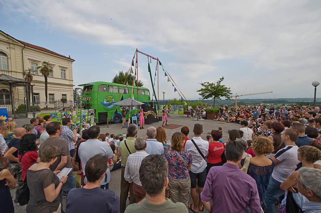The SPROCKETS - Il giro del mondo in 13 anni - Festival Mirabilia 2012 - ph Andrea Macchia
