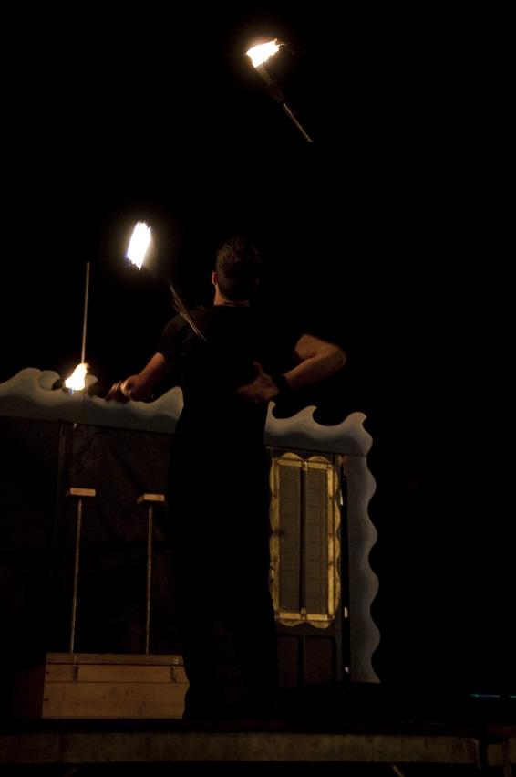 Luca Chiarva - Festival Mirabilia 2009