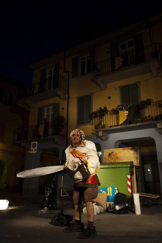 Luigi Ciotta - Funky Pudding - Festival Mirabilia 2009