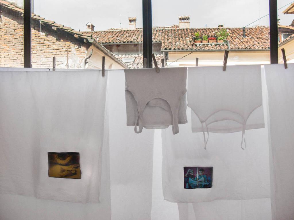 Installazione Fotografica - Festival Mirabilia 2009