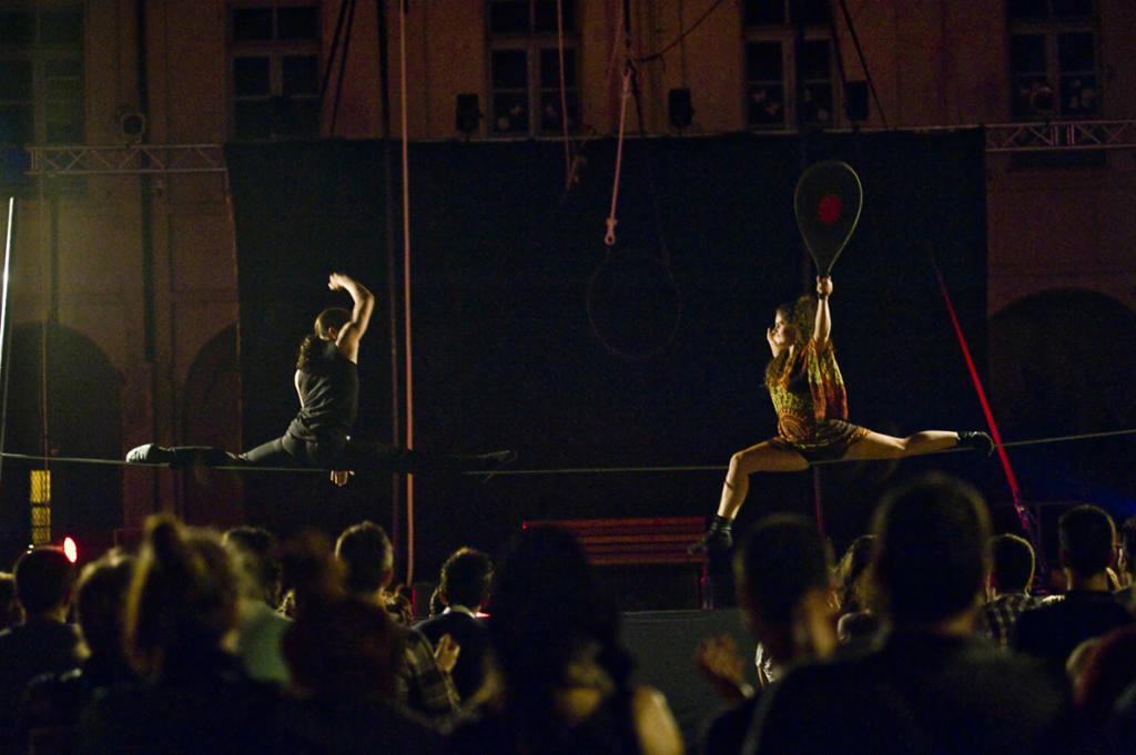 Cirko Vertigo - Circo Metropolitano - Festival Mirabilia 2012 - ph Andrea Macchia