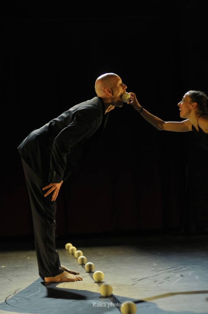 Stefan Sing e Cristiana Casadio - Tangram - Festival Mirabilia 2013 - ph Raica Quilici