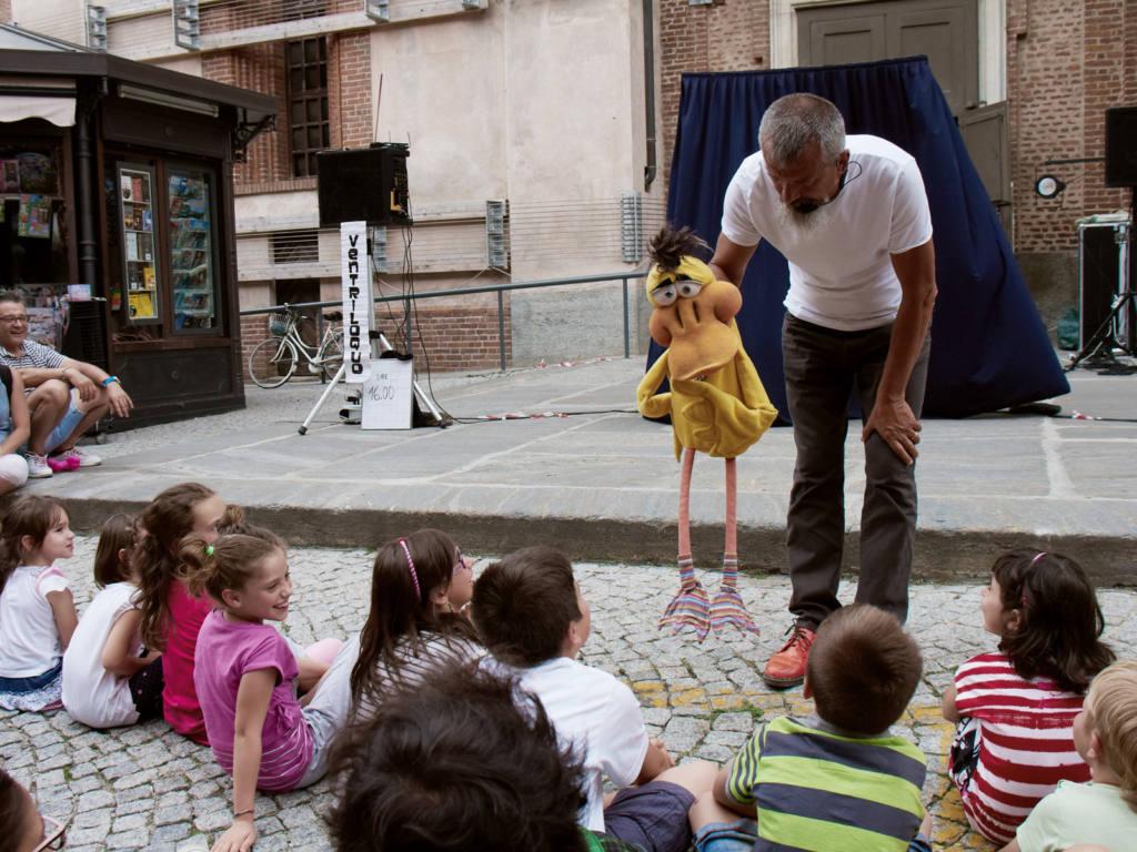 Dante Cigarini - I pupazzi umani - Festival Mirabilia 2014 - ph Alessandro Sala