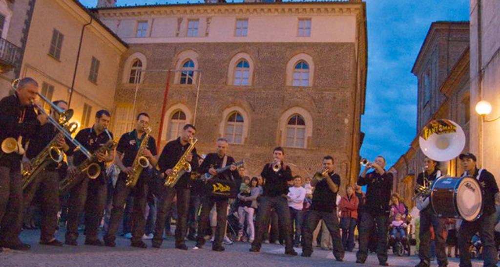 Fantomatik Orchestra - FantomatiKamusiKa - Festival Mirabilia 2008