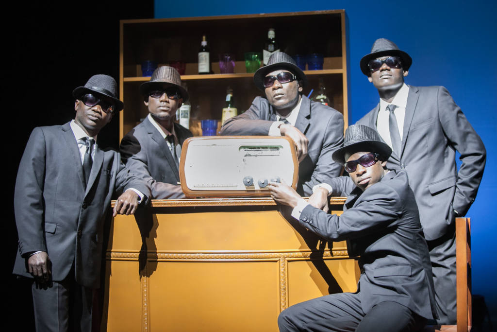 Circo e Dintorni - The Black Blues Brothers - Festival Mirabilia 2017
