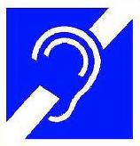 simbolo comunicazione sordi dpr 503