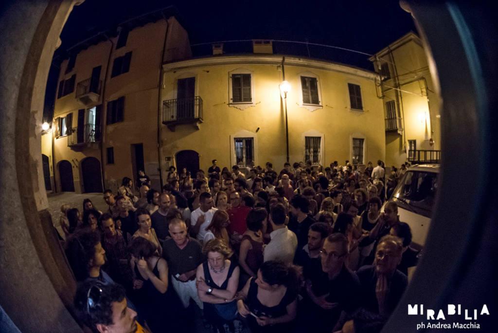 Nando&Maila - Sconcerto d'amore - Festival Mirabilia 2015- ph Andrea Macchia