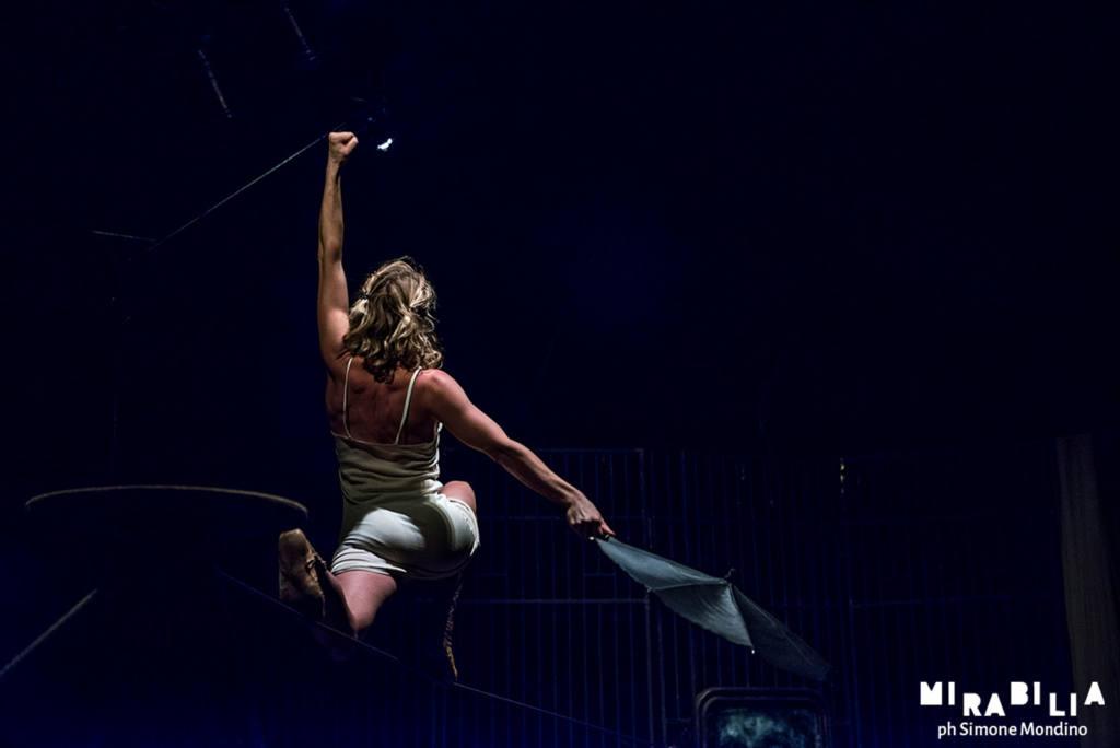 Compagnie Rasposo - Morsure - Festival Mirabilia 2015 - ph Simone Mondino