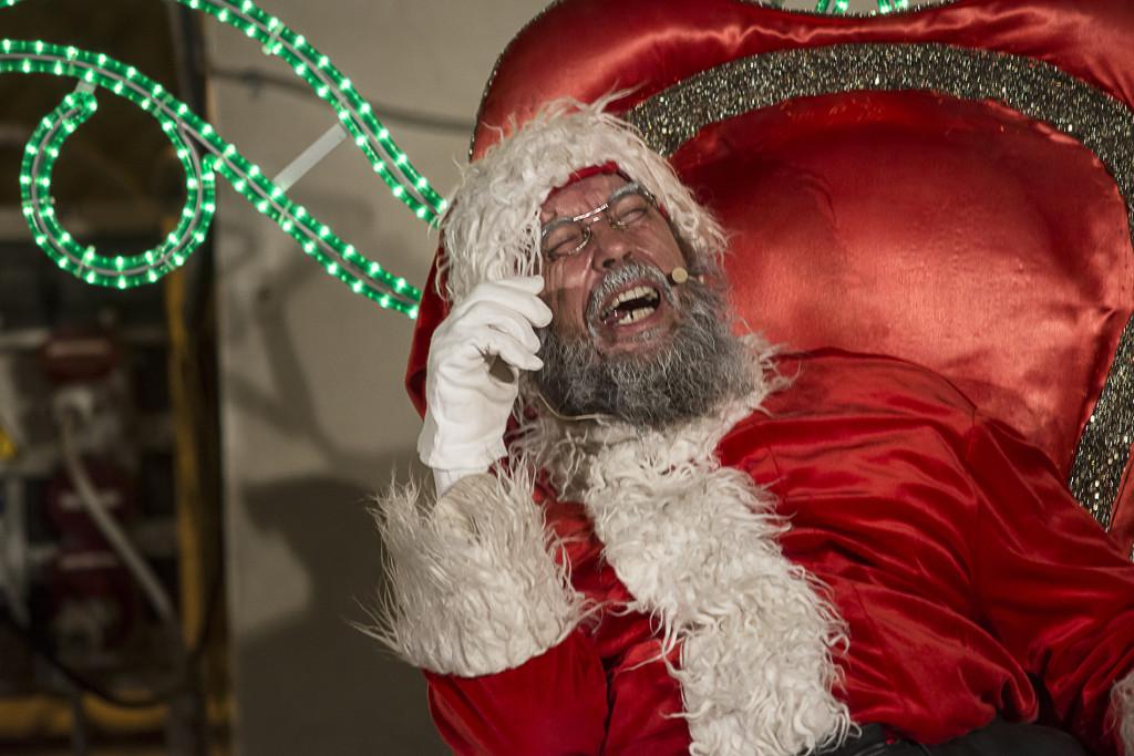 Tony Clifton Circus - La Morte di Babbo Natale - Festival Mirabilia 2015 - ph Andrea Macchia