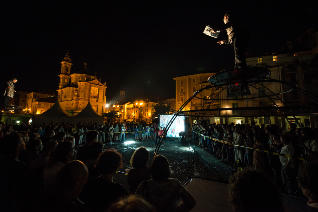 Hortzmuga Teatroa I was there and…what they tell us is not what I saw - Festival Mirabilia 2013 - ph Andrea Macchia