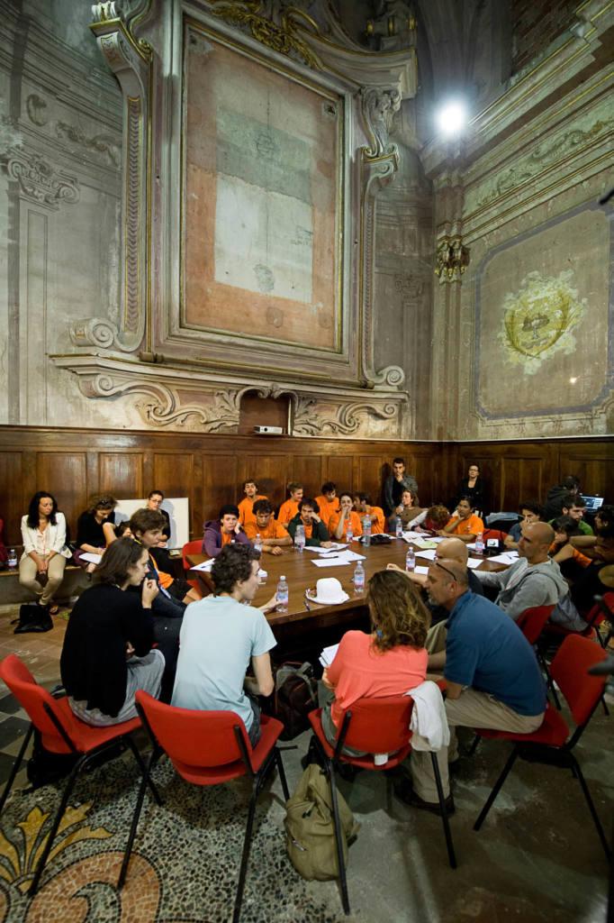 Volontari - Festival Mirabilia 2012 - ph Andrea Macchia