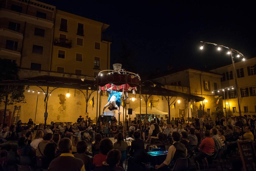 Industrial Teatrera - De Paso - Festival Mirabilia 2013 - ph Andrea Macchia