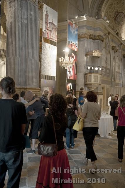 Mostra Fotografica - Festival Mirabilia 2010