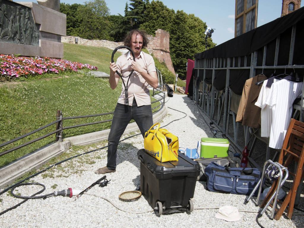 Matteo Galbusera - The Loser - Festival Mirabilia 2013 - ph Alessandro Sala